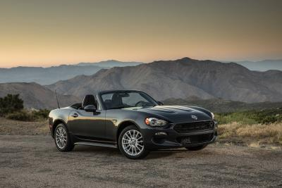2019 Jeep® Wrangler And 2019 Fiat 124 Spider Winners Of '5-Year Cost To Own Awards' From Kelley Blue Book's kbb.com
