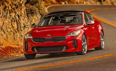Kia Motors America Announces 2018 Stinger Pricing