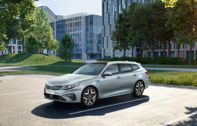 Kia Kicks Off 2019 With Prices And Specifications For The Updated Optima Sportswagon Plug-In Hybrid