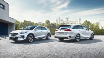 Kia Electrifies More Of Its Line-Up For 2020