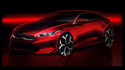 Made In Europe: Kia To Reveal The Third Generation Ceed