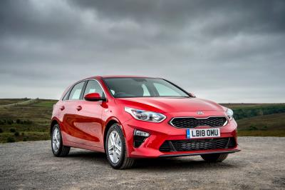 Kia Announces UK Pricing And Specifications For All-New Ceed