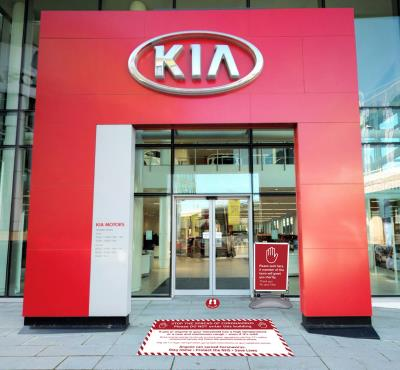 Back In Business: Kia Dealers Fully Reopen Their Doors In England