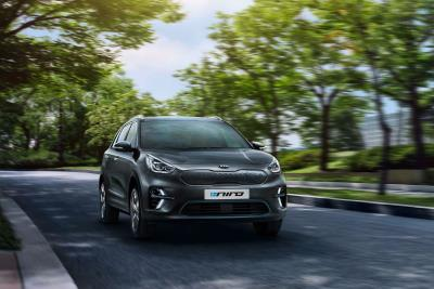 Crossover Practicality, Zero-Emissions, 301 Miles Range: The All-New All-Electric Kia e-Niro