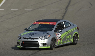 Kia Racing Privateer Effort Expands To Three Full Season Forte Koup Entries In Touring Car For 2017 Pirelli World Challenge