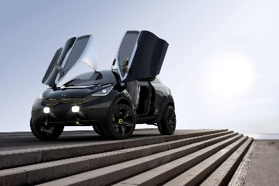 KIA NIRO CONCEPT MAKES U.S. DEBUT AT 2014 CHICAGO AUTO SHOW