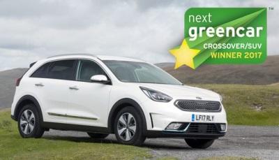 Kia Niro And Optima Sportswagon Plug-In Hybrids Win In Next Green Car Awards 2017