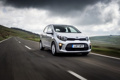 Kia Picanto Wins Most User-Friendly Tech At Car Tech Awards