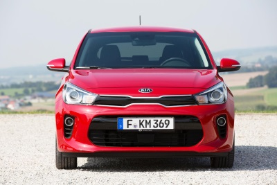 PARIS MOTOR SHOW WORLD DEBUT FOR ALL-NEW KIA RIO