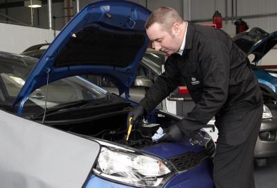 Kia Launch Seven Year Service Plans