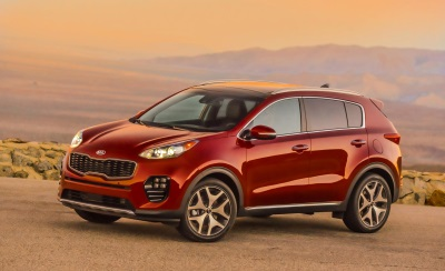 ALL-NEW 2017 KIA SPORTAGE RECEIVES TOP SAFETY PICK PLUS RATING FROM THE INSURANCE INSTITUTE FOR HIGHWAY SAFETY