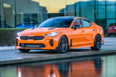 Kia Motors America Showcases Performance, Style And Luxury At The 2017 SEMA Show