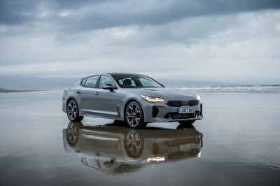 Five-Star Safety For New Kia Stinger And Stonic