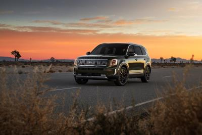 Telluride Is New England Motor Press Association Winter SUV Of The Year
