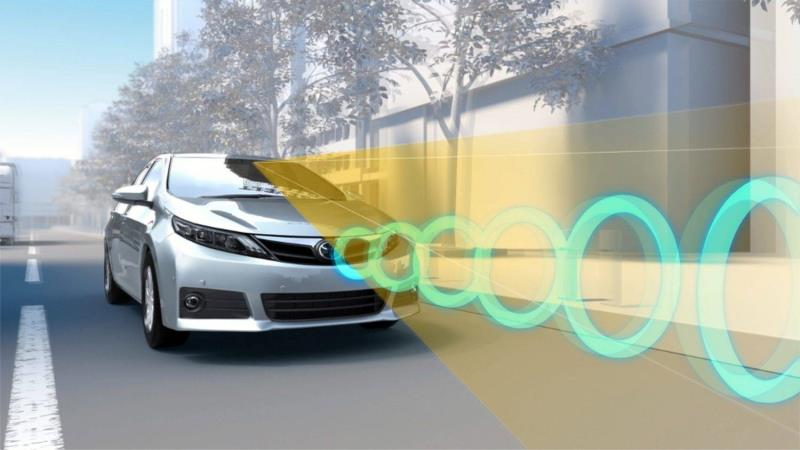 Building On Toyota's Safety Pedigree: TSS And LSS+ Third Generation System