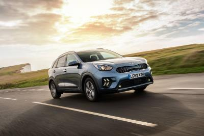 Double Win For Kia At Inaugural What Car? Electric Car Awards