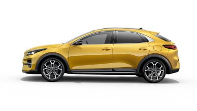 Kia XCeed : An Urban Crossover Combining SUV Practicality With The Handling And Packaging Of A Hatchback
