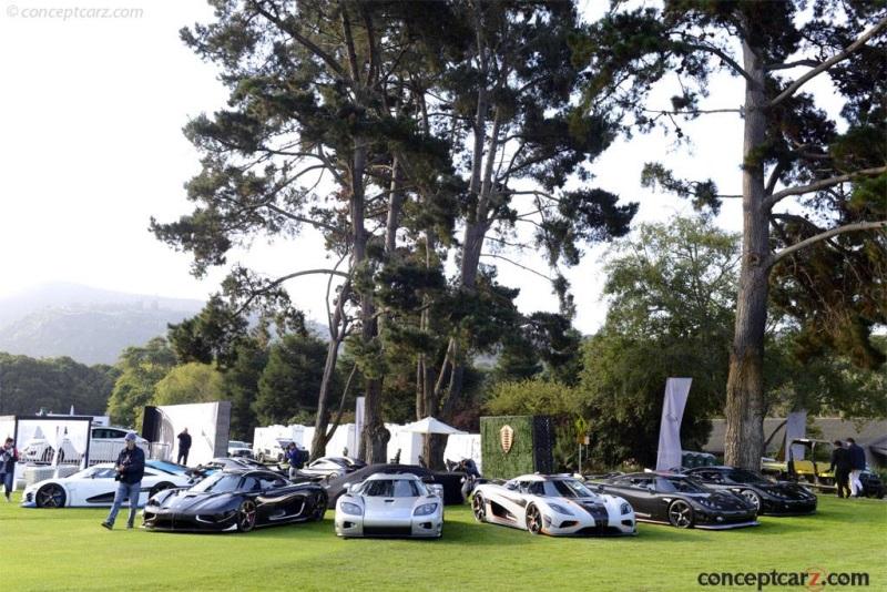 Koenigsegg At The Quail, A Motorsports Gathering