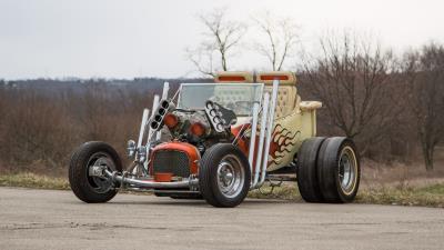 Kookie's Kar To Join Golden Sahara At Mecum Indianapolis Collector-Car Auction