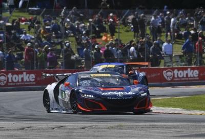 Kox Leads Realtime Racing Acura NSX GT3 Effort At Road America