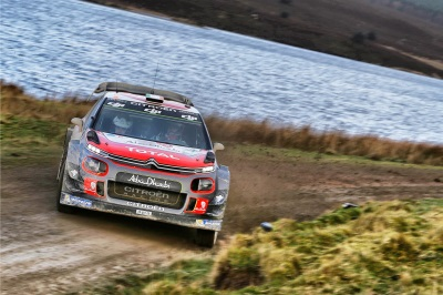 Kris Meeke Finishes On A High