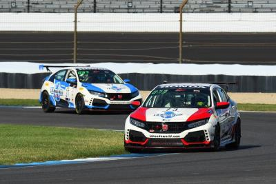 L.A. Honda World Racing Adds SRO TCA Championship Effort New Civic Si Entry to Debut at Sonoma Raceway Season Opener