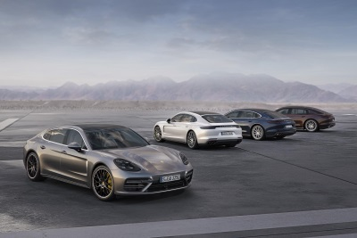 LA AUTO SHOW TO SEE DEBUT OF PANAMERA AND PANAMERA EXECUTIVE MODELS