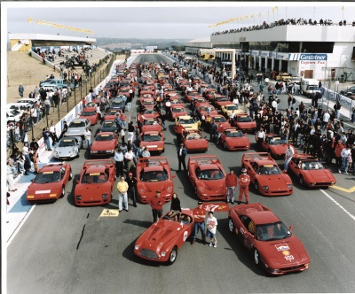 LaFerrari Aperta To Lead Ferrari 70Th Anniversary UK Tour