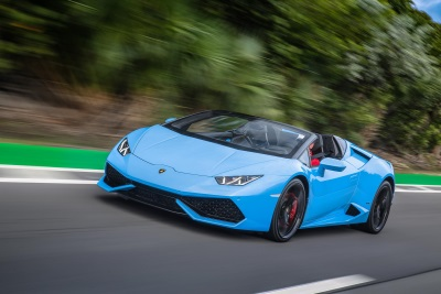AUTOMOBILI LAMBORGHINI ACHIEVES ANOTHER RECORD YEAR: 3,457 CARS DELIVERED TO CUSTOMERS IN 2016