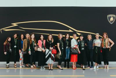 Automobili Lamborghini Launches The 'Future Fab. Innovation & Transformation Award' Dedicated To Women Under 30