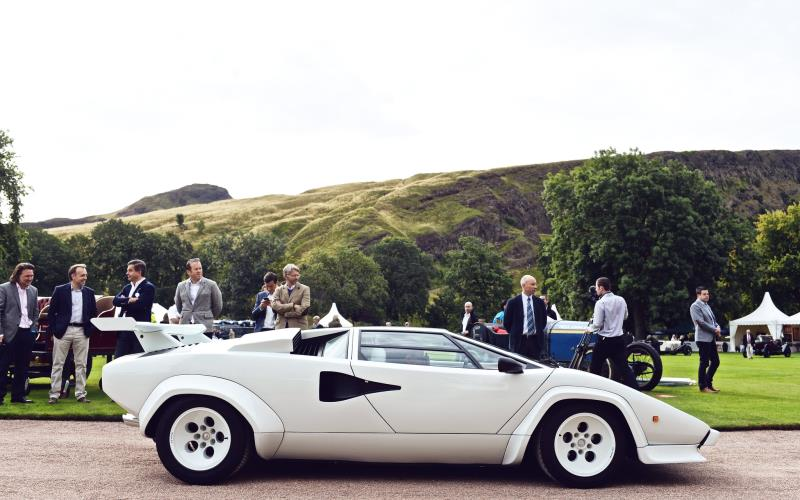 The Best Of Lamborghini At London Concours 2020