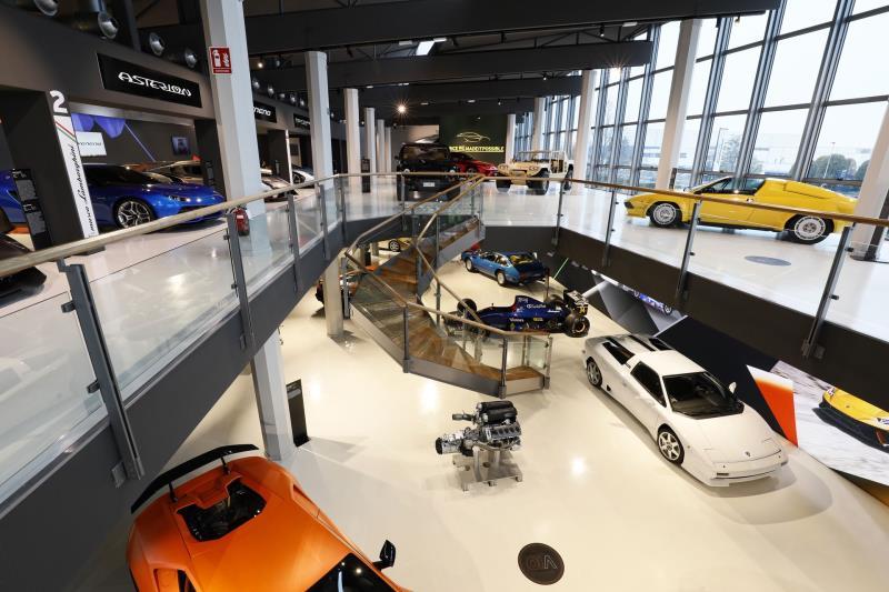 A Record-Breaking 2017 For The Lamborghini Museum: 100,000 Visitor Milestone Reached