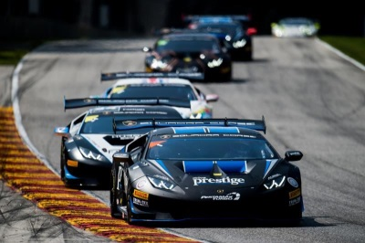 Lamborghini Super Trofeo North America Competitors Travel To Italy For The Final Two Rounds Of Series Competition