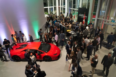 Lamborghini Opens Two New Dealerships In North America With Grand Openings Featuring All-New Design