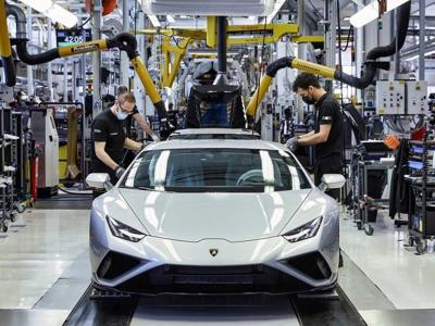 Automobili Lamborghini earns 'Top Employer Italy 2021' certification