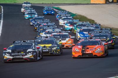 Great Success For The Lamborghini World Final At Vallelunga
