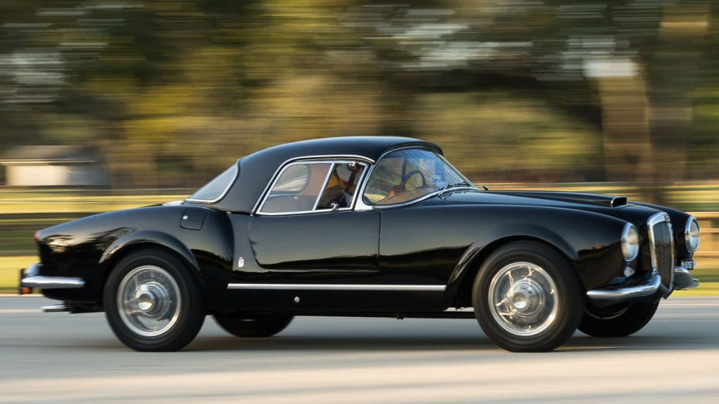 Outstanding 1955 Lancia Aurelia B24S Spider America to headline ...