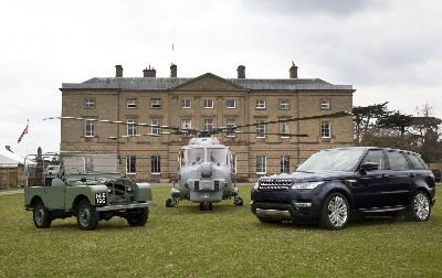 Land Rover Celebrates 65 Years Of Technology And Innovation
