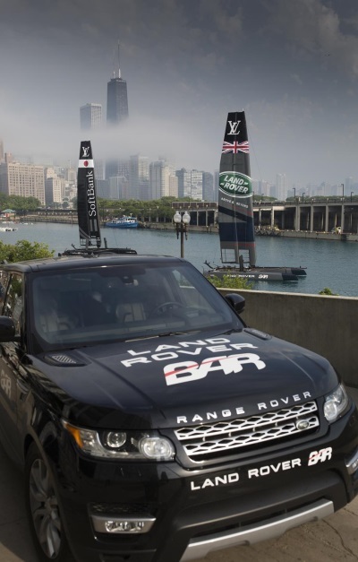 Land Rover Chicago >> Land Rover Bar Finishes 2nd In Chicago Louis Vuitton