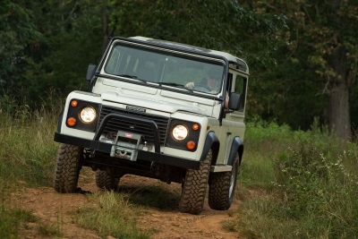 Land Rover Celebrates Iconic Defender With New Land Rover Experience Center Heritage Program