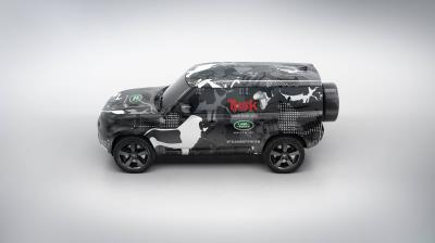 New Land Rover Defender Reaches Test And Development Milestone Of Nearly Three Quarters Of A Million Miles