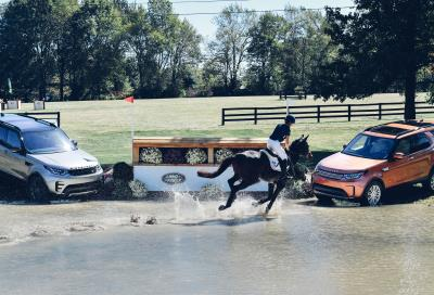 Land Rover Discovery Lease Offered As Top Prize At The 2018 Land Rover Kentucky Three-Day Event