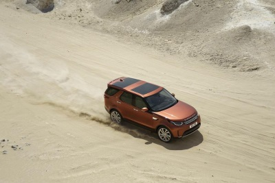 Land Rover Launches New Marketing Campaign To Celebrate The Arrival Of The New Discovery In North America
