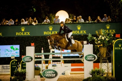 Land Rover North America Welcomes U.S. Open Arena Eventing To The Rolex Central Park Horse Show