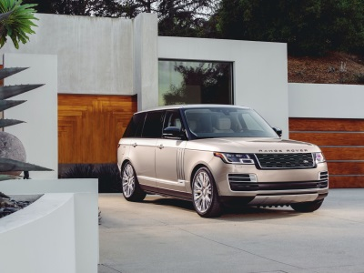 Land Rover Special Vehicle Operations Offers First-Class Passenger Comfort In The Range Rover SVAutobiography