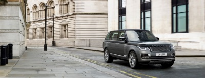 Always Travel First-Class With New Range Rover SVautobiography