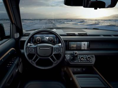 New Land Rover Defender: A 21st Century Defender