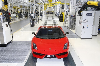 END OF PRODUCTION FOR THE LAMBORGHINI GALLARDO