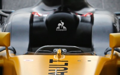Le Coq Sportif Joins Renault Sport Formula One Team
