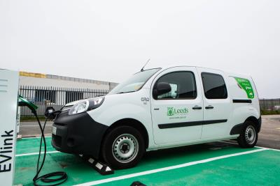 Leeds City Council Enhances Its Fleet And New EV Trials Scheme With The Addition Of Over 120 All-Electric Renault Kangoo Z.E.33